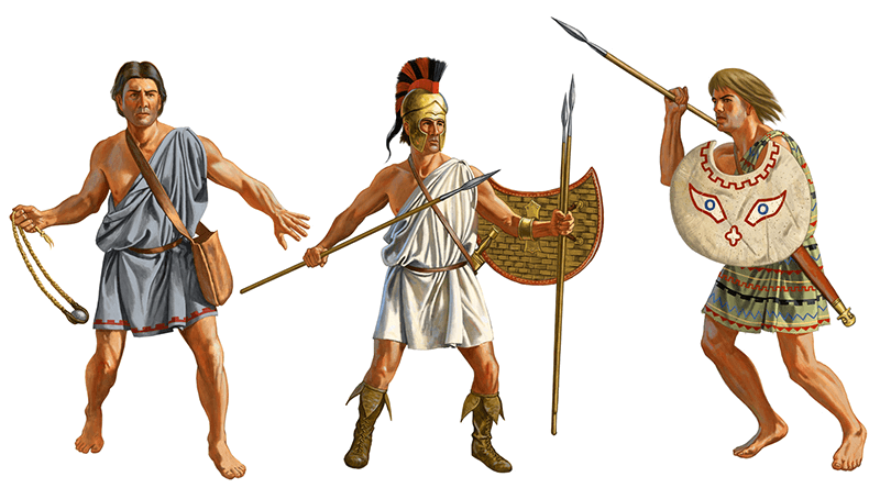 the light infantry of ancient greece How was athens military strength  those males who didn't weredrafted as light infantry and archers o the army was made up ofmale citizens who  in ancient greece.